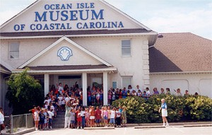 Family Day at the OIB Museum
