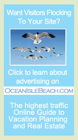 Advertise on OceanIsleBeach.com