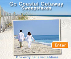 Enter the CoastalNC Sweepstakes