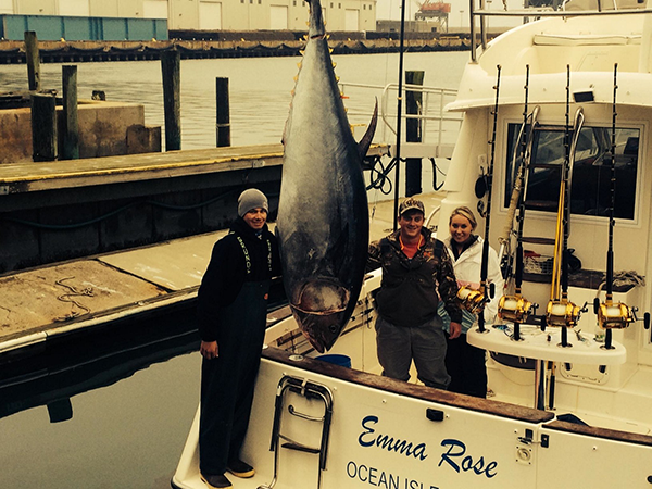 Big Tuna Emma Rose Charter Boat