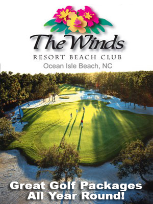 The Winds Resort Golf Ocean Isle Beach NC