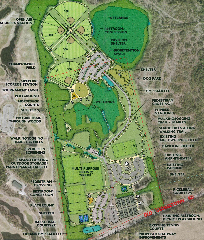 Ocean Isle Beach Nc: New Park In The Works For Ocean Isle Beach!