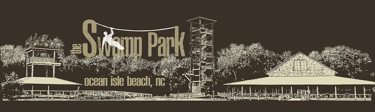 The Swamp Park Zip Line Eco Adventure Park Holden Beach Nc Holdenbeachnc Com