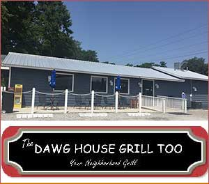 Dawg House Grill Too Ocean Isle Beach NC