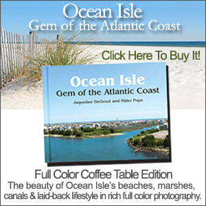 Ocean Isle Beach Book - Ocean Isle  - Gem of the Atlantic Coast