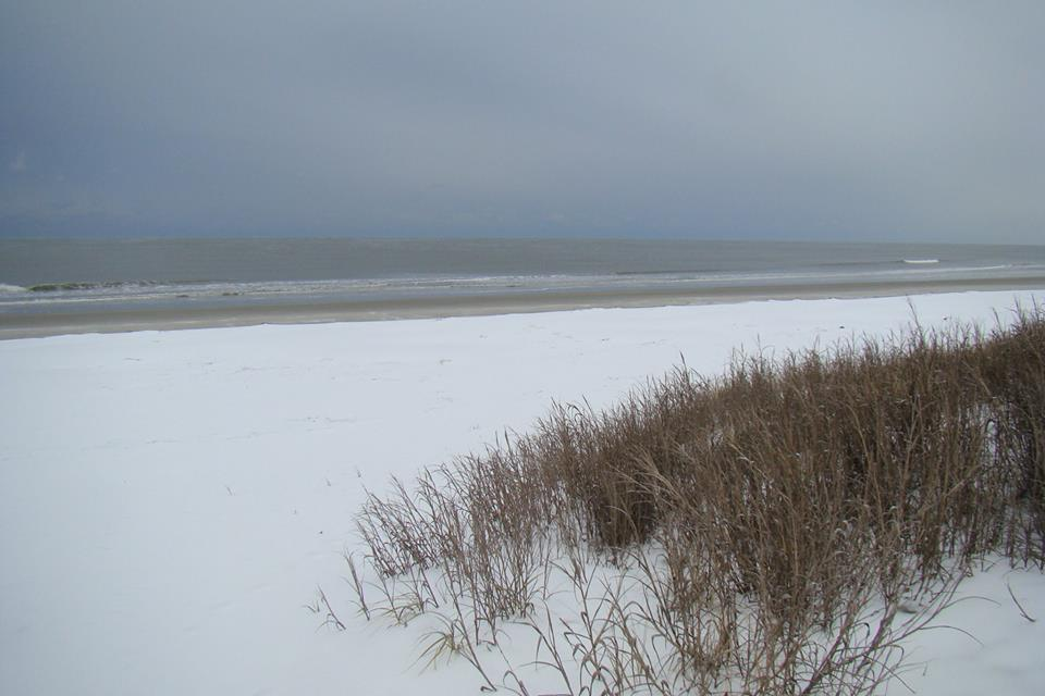 Snow Today, 70s for the Weekend! - Ocean Isle Beach ...