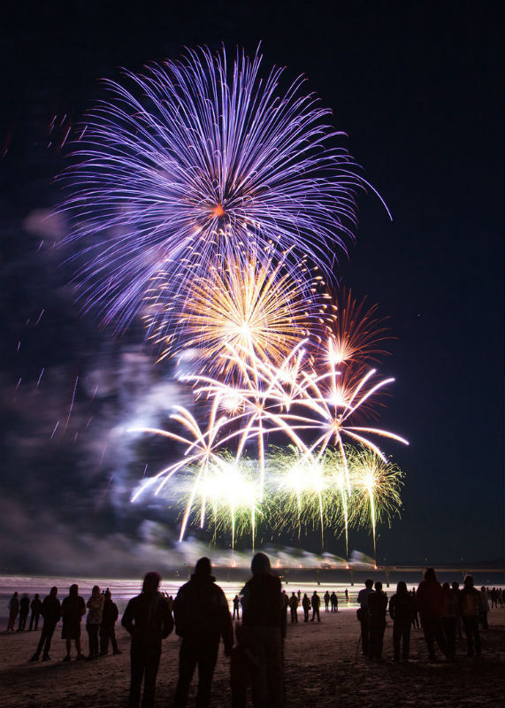 Ocean Isle Beach Will Have Fireworks On July 4th