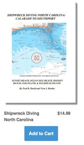 Shipwreck Diving NC