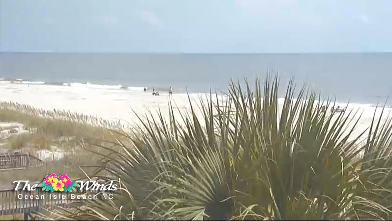 Ocean Isle Beach Live Web Camera