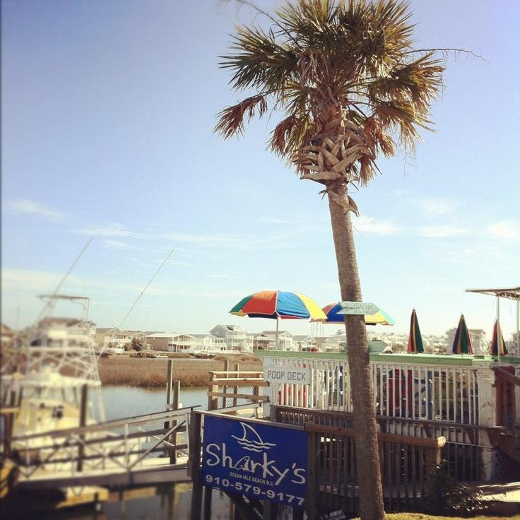 Sharkys Restaurant Ocean Isle Beach Nc