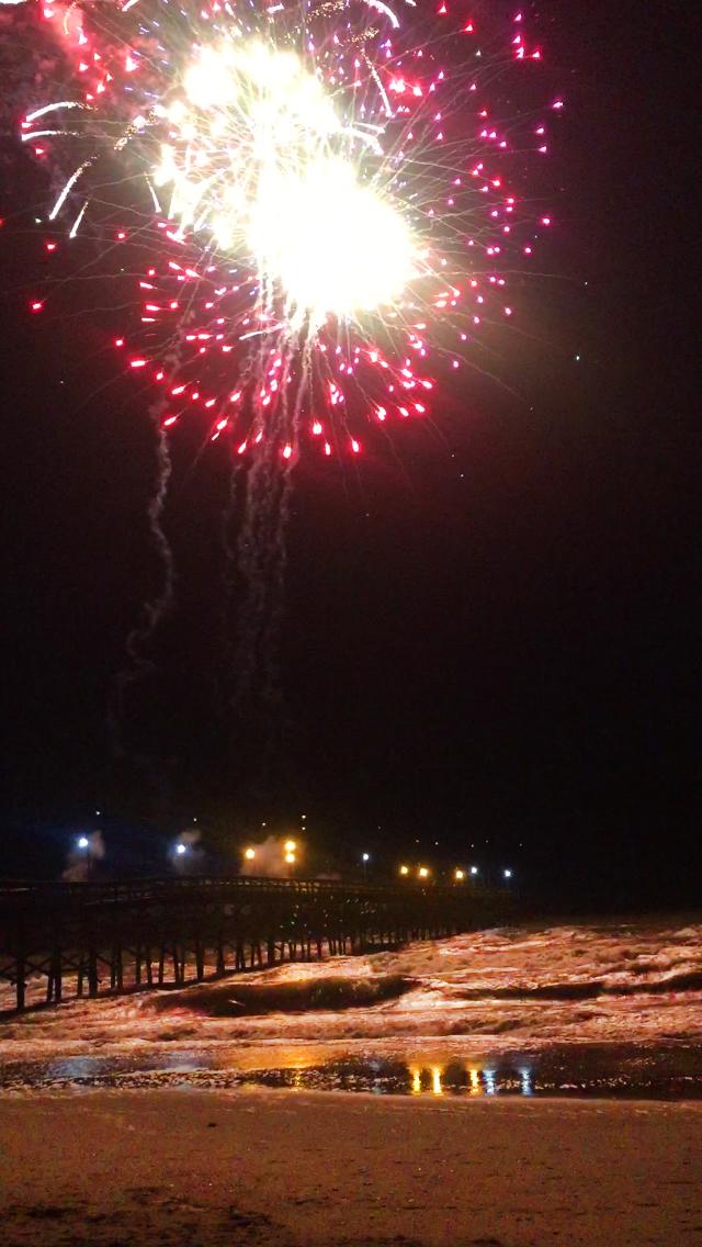 Ocean Isle Beach Fireworks Ocean Isle Beach North