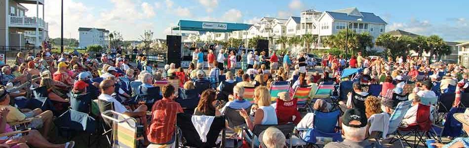 Ocean Isle Beach Free Concert Series
