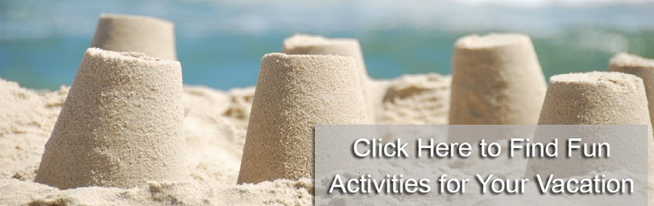 Vacation Activities Sand Castles