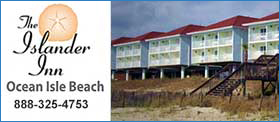 The Islander Inn Ocean Isle Beach Hotel