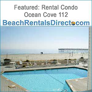 BRD-Ocean Cove 112 - Ocean Isle Beach - North Carolina