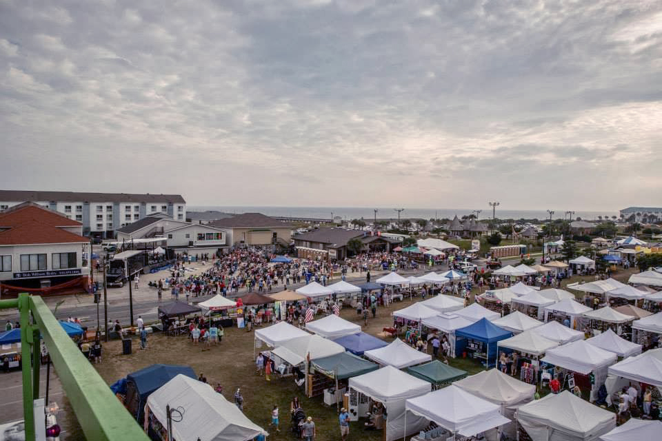 Ocean Isle Beach Nc Oyster Festival