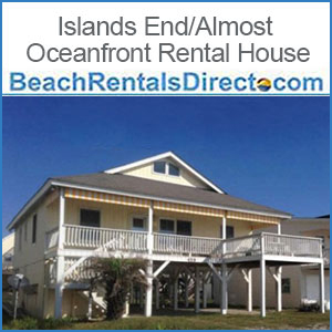 Islands-End Almost-Oceanfront