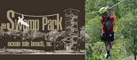The Swamp Park Ocean Isle Beach NC Logo