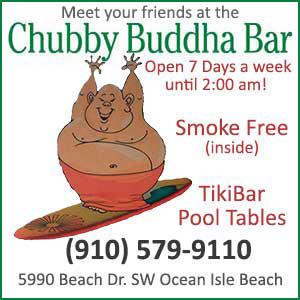 Chubby-Buddha-Bar Ocean Isle Beach Nightlife