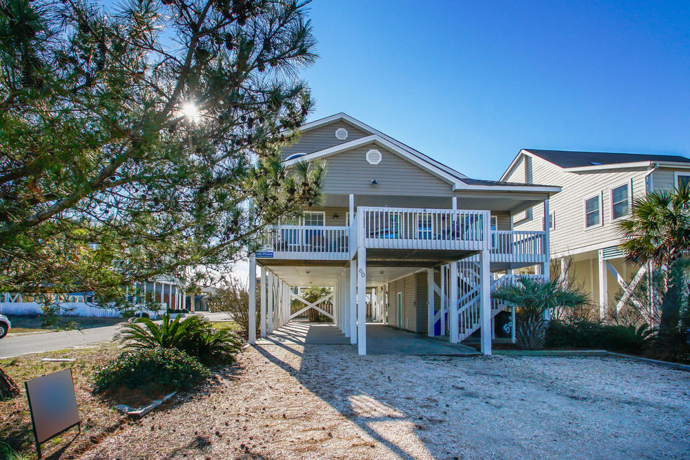 Canal Homes For Sale On Ocean Isle Beach Nc