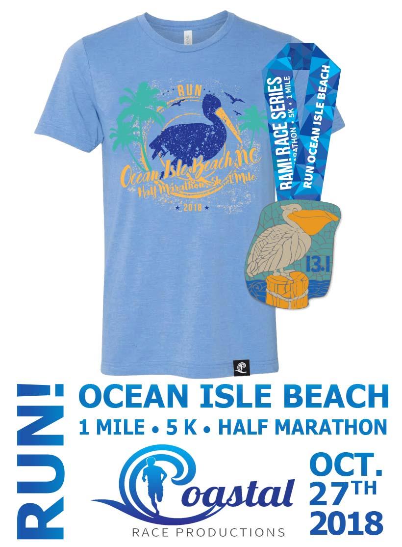 Run Ocean Isle Beach 2018