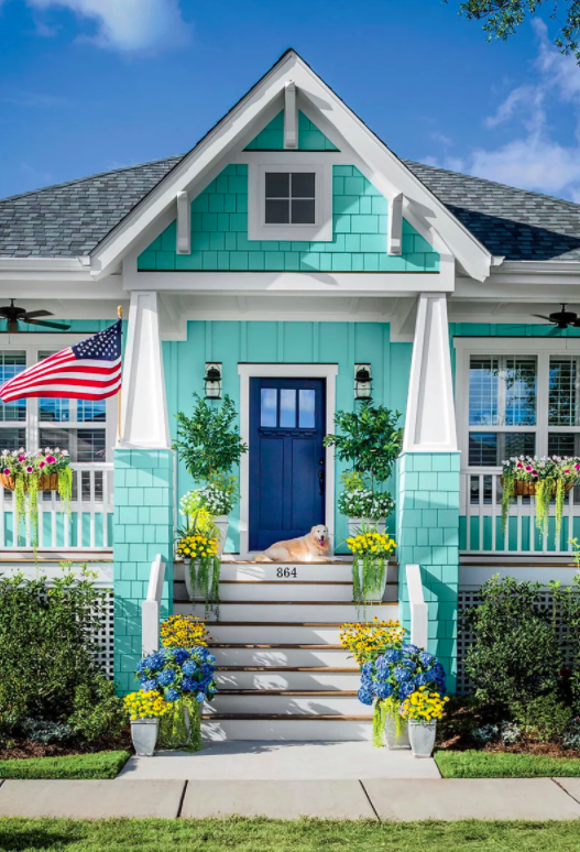 The Cottages make the Cover of Southern Living Magazine Ocean Isle