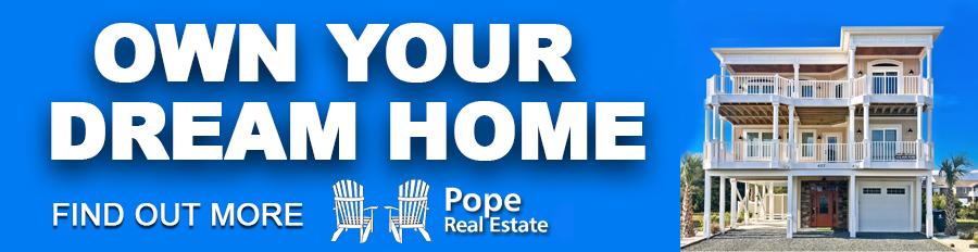 Pope Real Estate Ocean Isle Beach NC